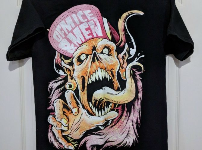 Of Mice and Men Tee Shirt