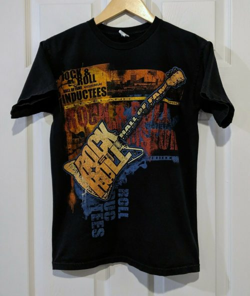 Rock Hall Inductees Tee Shirt