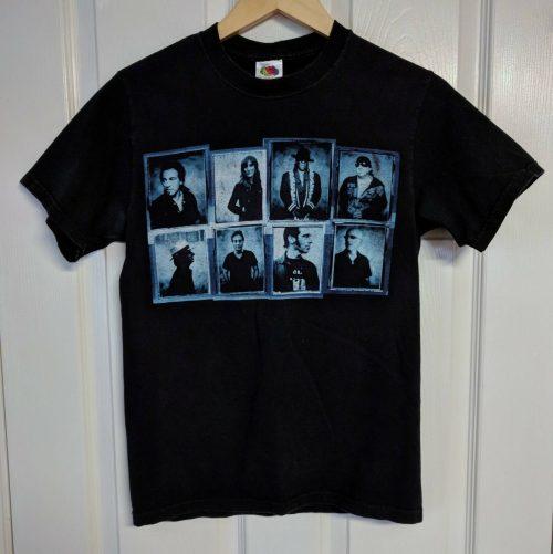 Springsteen Tour Tee Shirt