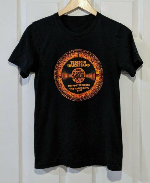 Tedeschi Trucks Tee Shirt