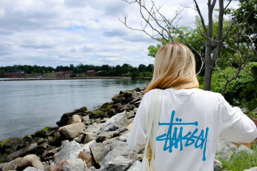 stussy by the lake