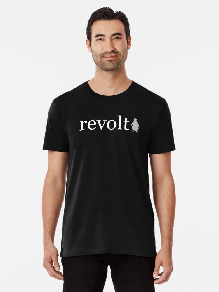 black revolt t-shirt